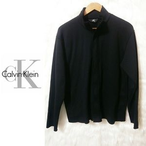 💖 Calvin Klein Zip Front Sweatshirt 💖